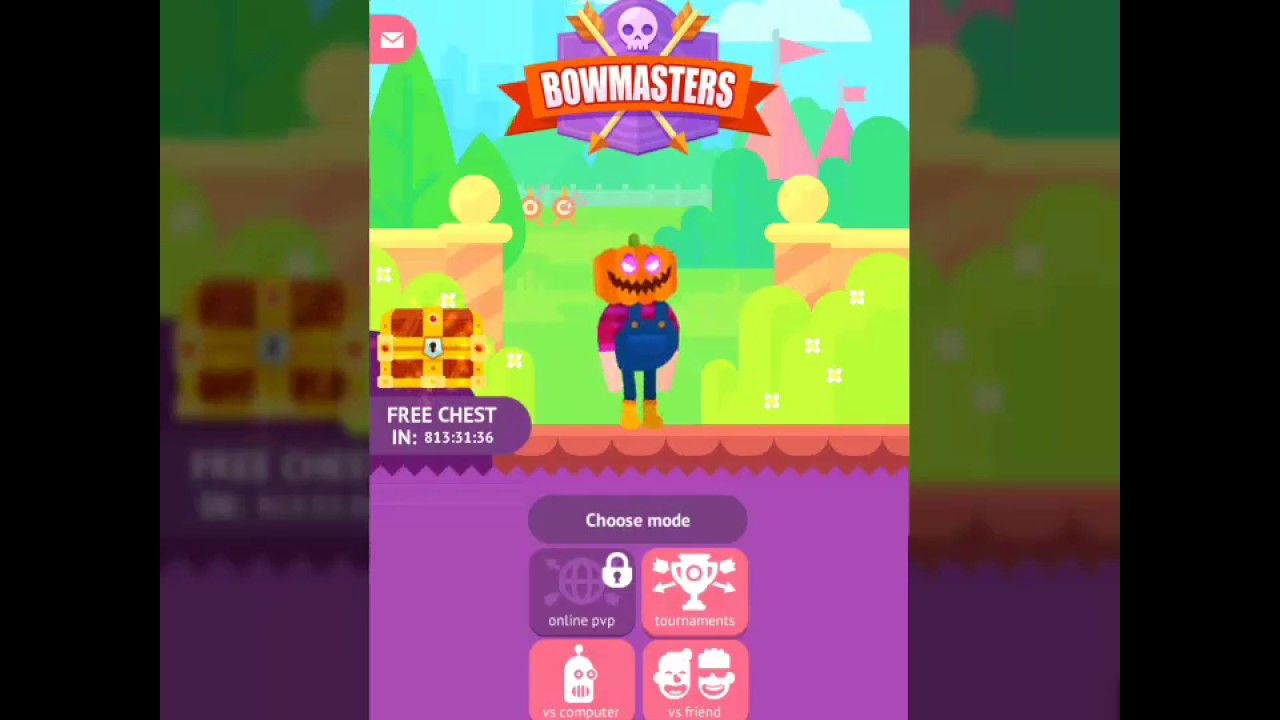 bowmasters characters hack