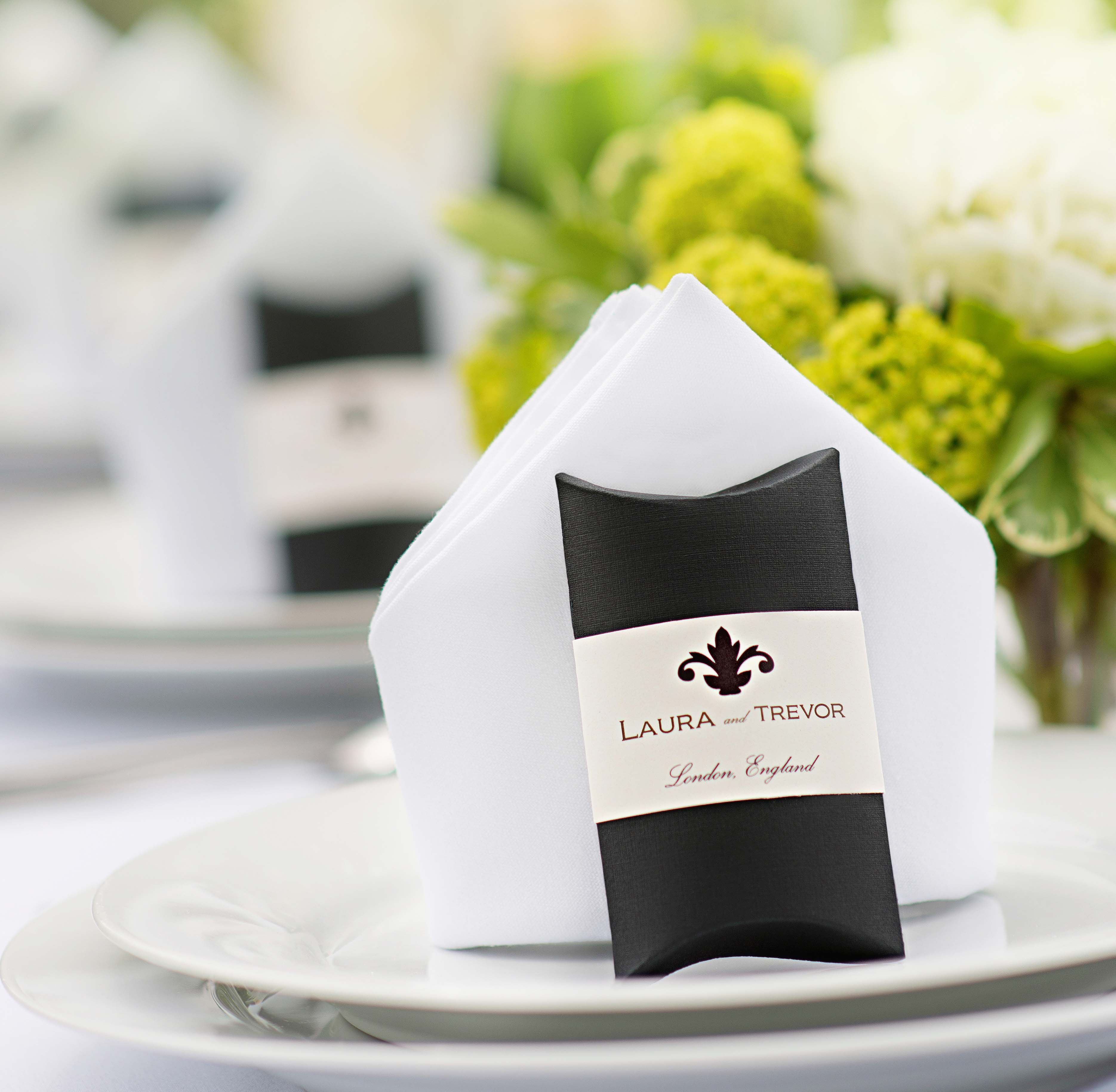 Luxury personalized wedding favors What\'s in them? | weddings ...
