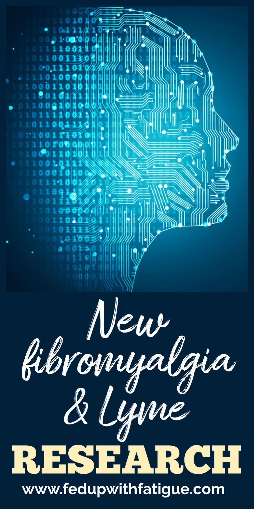 New fibromyalgia & Lyme disease research studies (May 2019