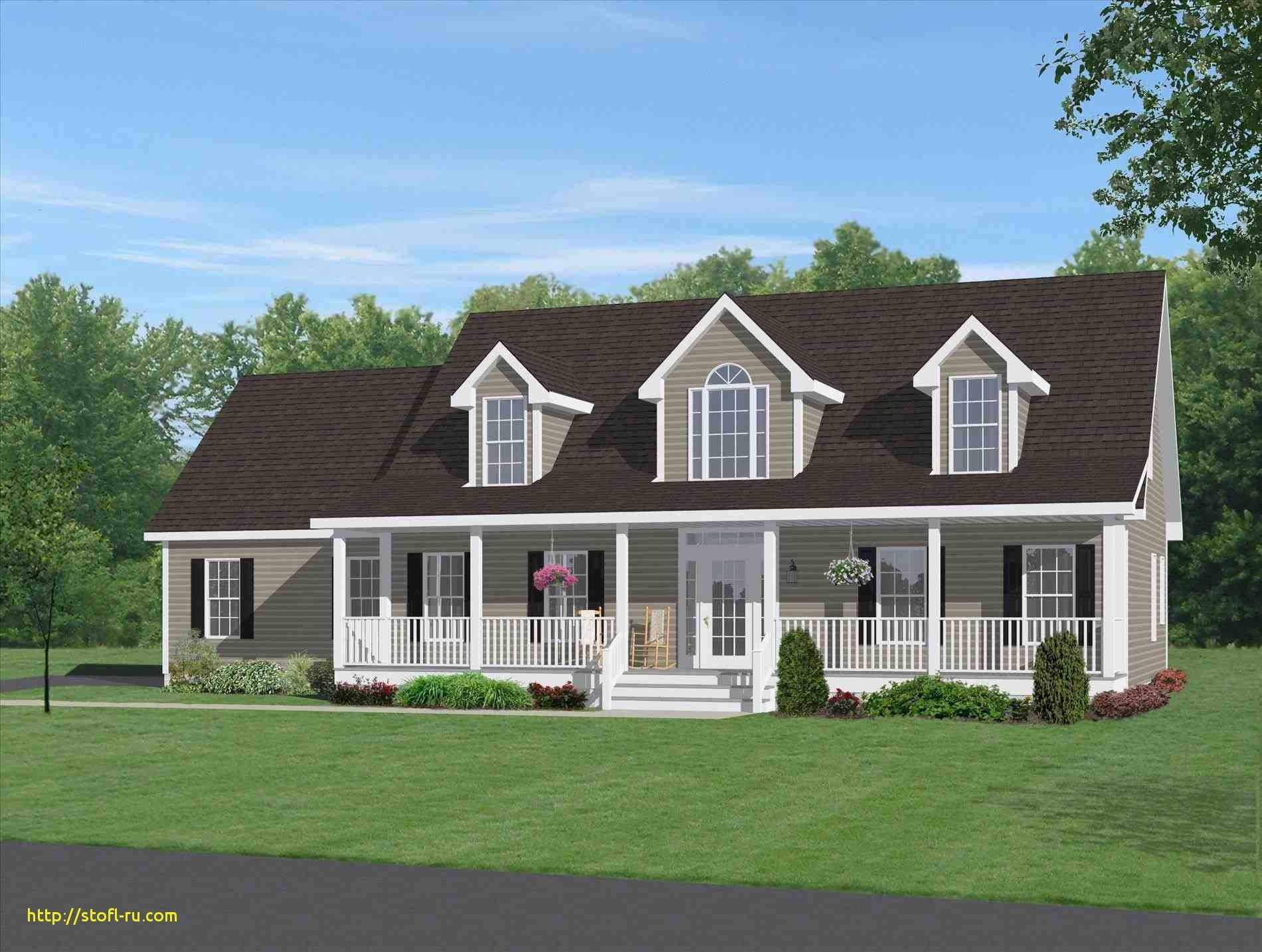 Cape Cod House Plans With Shed Dormers  Modern Style