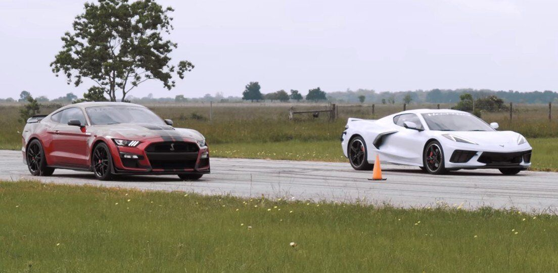 Tale Of The Tape Shelby Cobra Vs Corvette Check Out The Mpg
