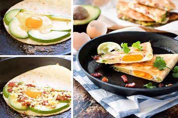 15 Maneras deliciosas de aprovechar los huevos sobrantes