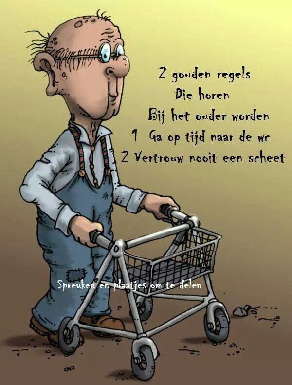 Pin Van Annelies T Gilde Op Humor Happy Birthday Funny Happy
