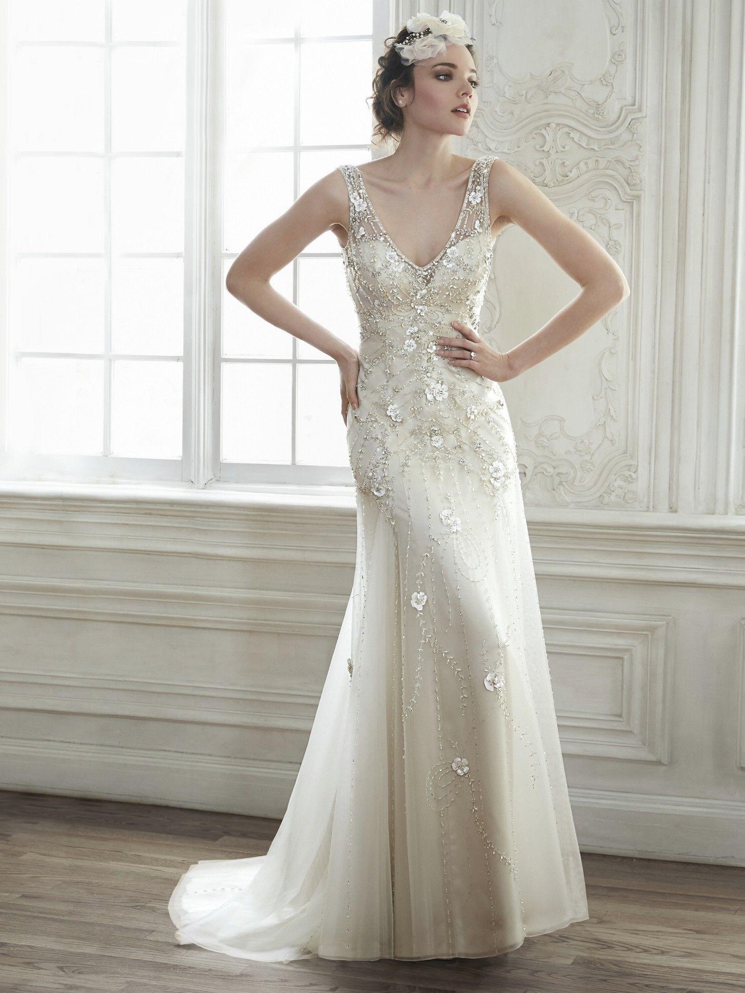 Maggie sottero wedding dresses style demi mt weddingdresses