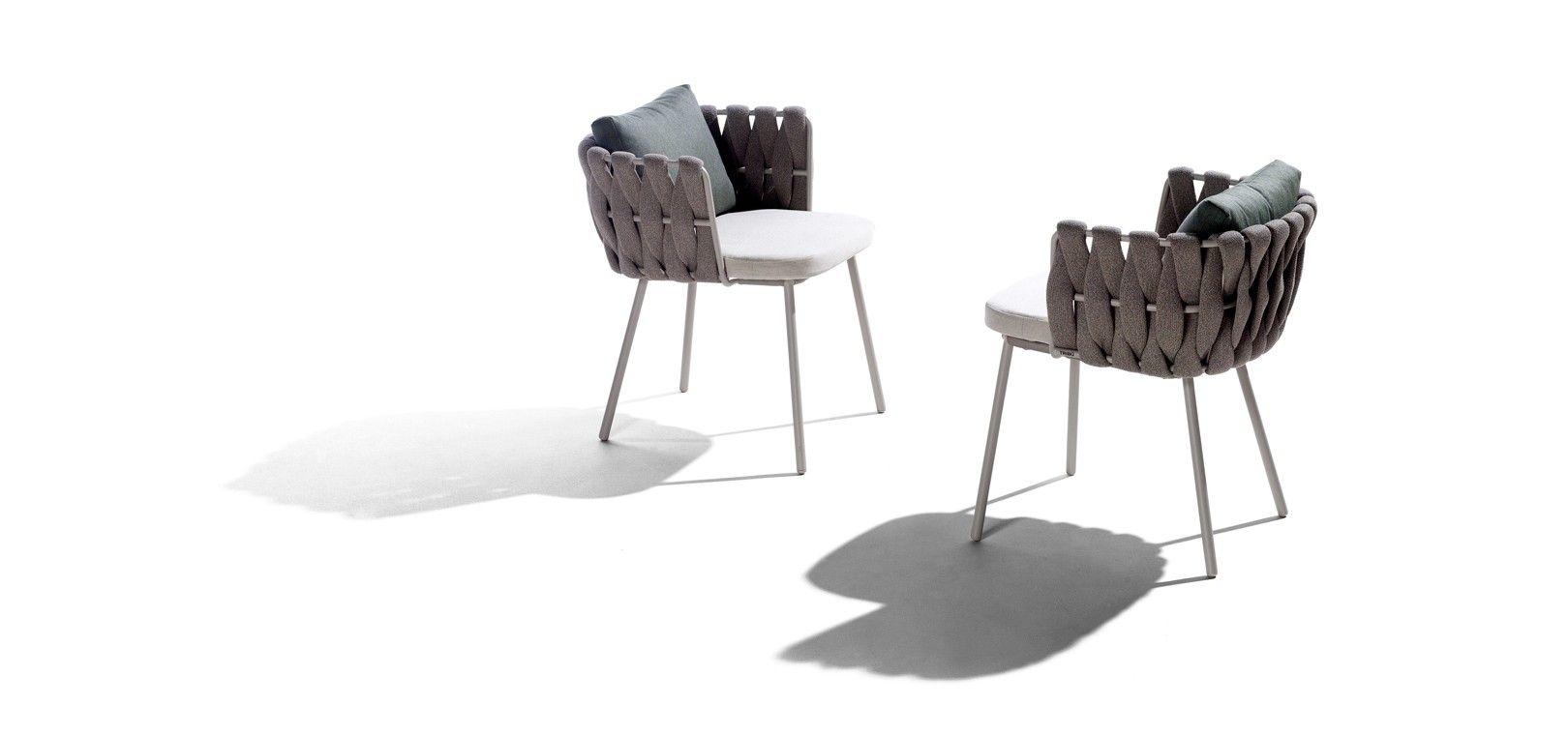 Tosca Fauteuil Repas Tribu Mobilier Design Fauteuil Exterieur Mobilier De Balcon