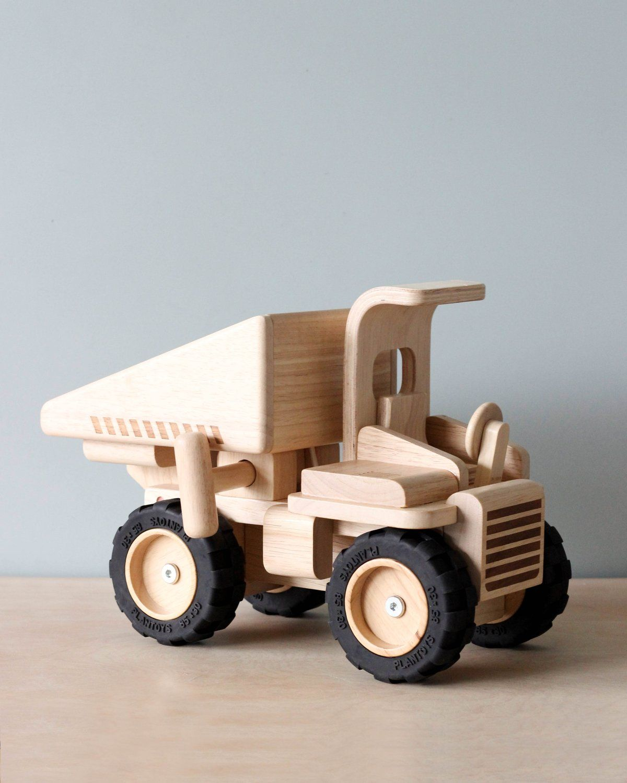 Large Dump Truck in 2020 Dump truck, Plan toys, Trucks