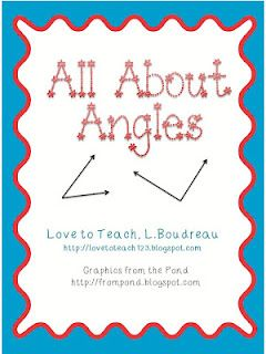 Teaching about angles