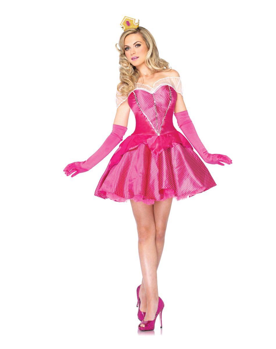 disney princess sleeping beauty adult women's costume exclusively at