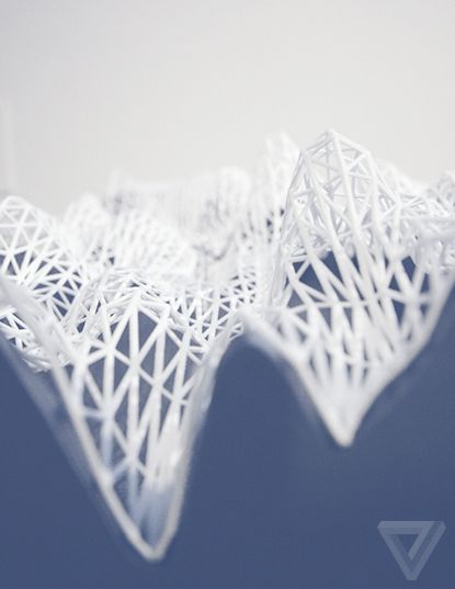 Making Waves Turning Your Brain Scans Into 3d Printed Art 3d Printing Art 3d Printing 3d Printed Objects