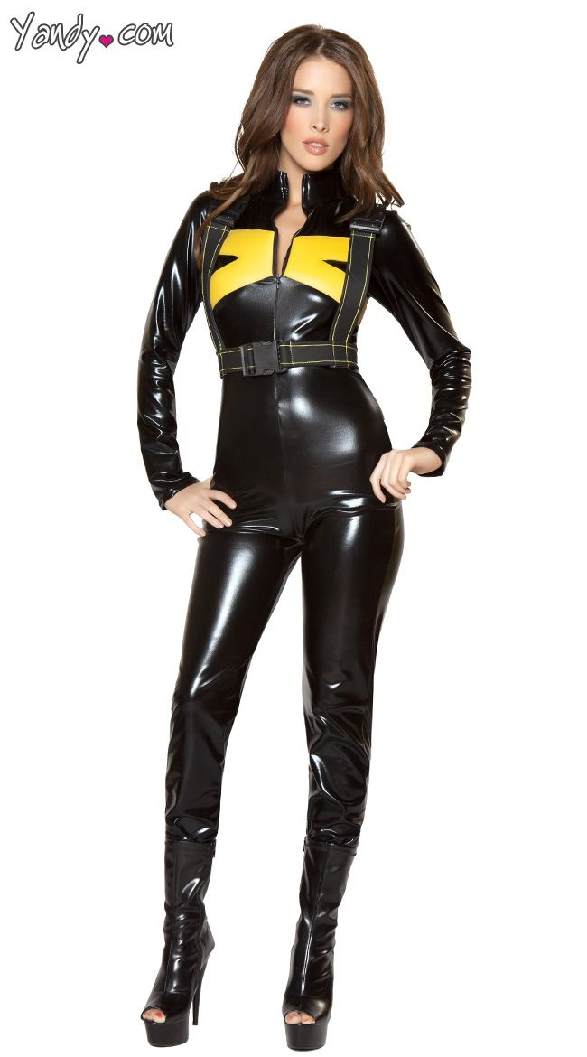 Sexy X Men Costume Female X Men Costume, X Men Suit, X Men Characters  Costume