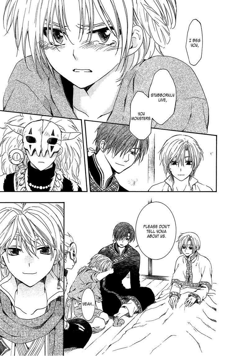 Akatsuki No Yona 96 Page 24 Manga story, Anime