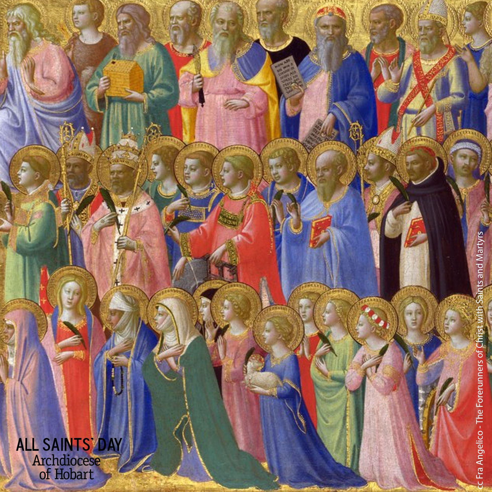 All saints patron saints all saints day