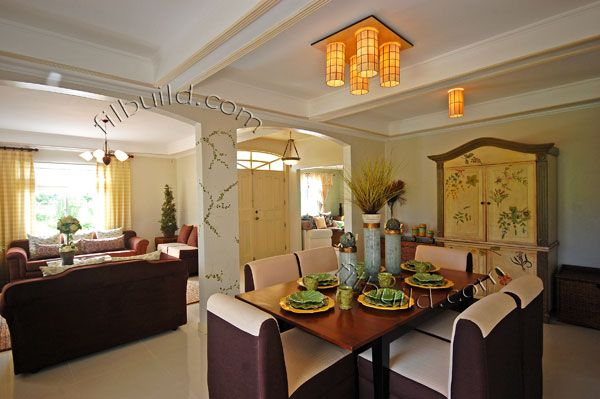 Filipino Contractor Architect Bungalow L Hottest House Interior Design House Interior Design Pictures Interior Design Philippines Simple House Interior Design