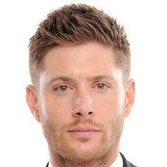 Jensen Ackles Haircut - Dean Winchester Hair   Men