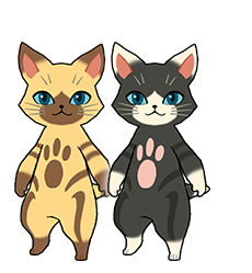 Monster Hunter Felyne Village Famitsu Monster Hunter Stories Is A Turn Based Rpg And More Details Monster Hunter Cat Monster Hunter Art Monster Hunter