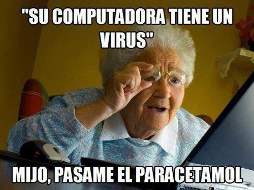 Antivirus Humor Laugh Bones Funny