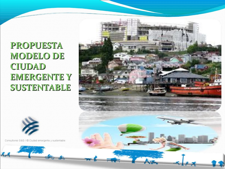 Modelociudademergente158  Metodología para la construcción de ciudades en vías de desarrollo, con base de innovación, planeacion, sostenible, resilente e inteligentes.