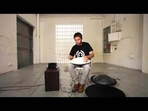 Oval Digital Handpan