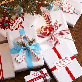 minha casa, meu mundo: Deixando o Presentes Mais Bonitos!