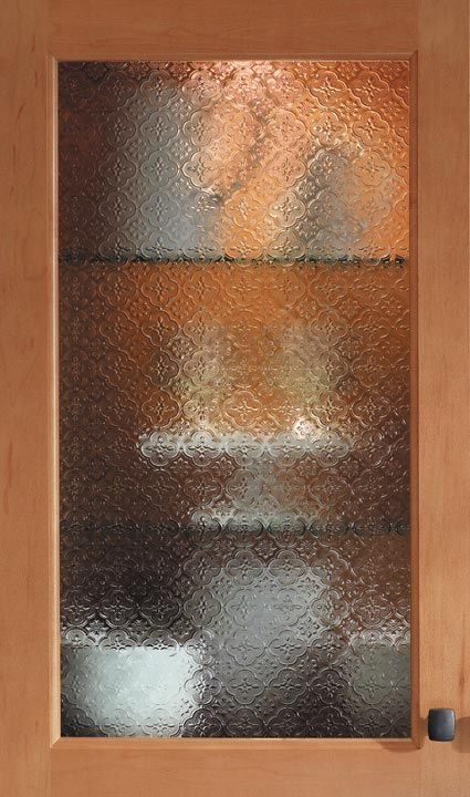 Marvelous Decorative Glass Panels For Cabinets | Glass Inserts Are A Great Decorative  Touch And Can Give Your Space Its .