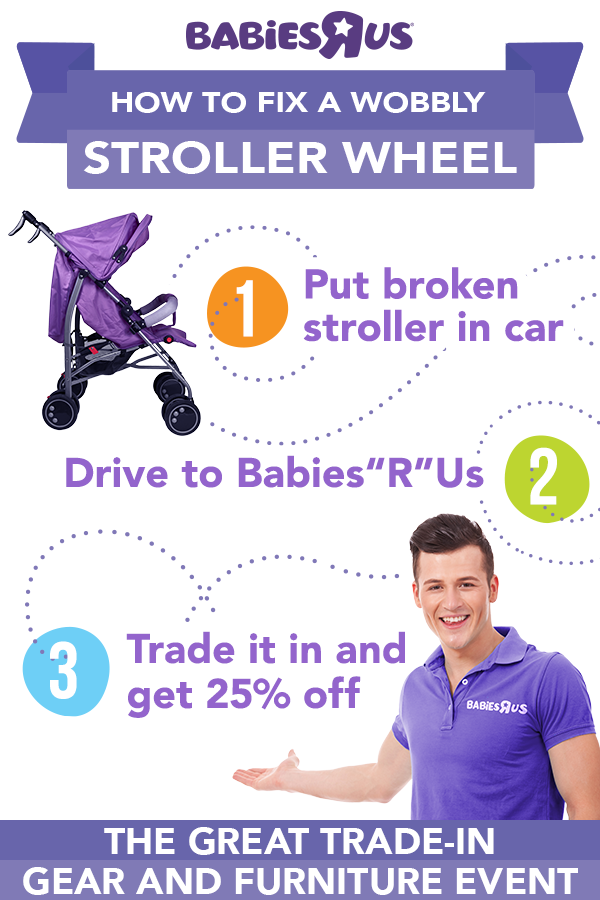 Wondering What To Do With Your Old Stroller Trade In Your Used