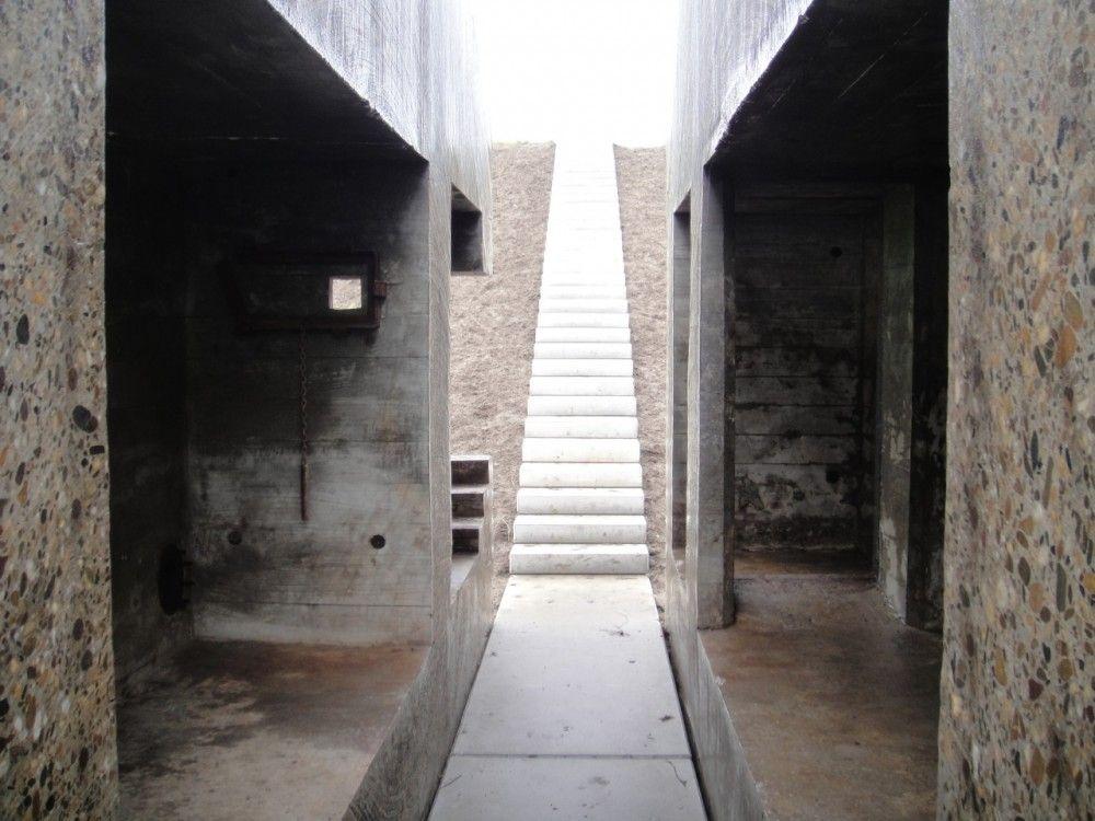 Bunker 599 / Rietveld Landscape + Atelier de Lyon