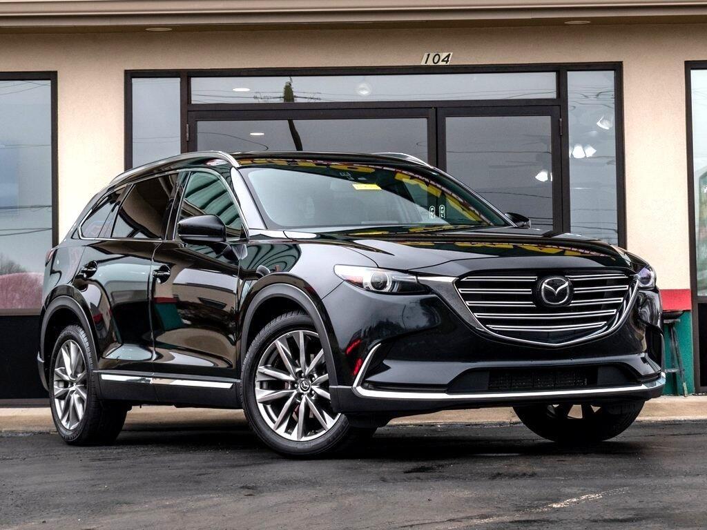 2017 Mazda Cx 9 Grand Touring Awd Mazda Cx 9 Mazda Suv For Sale