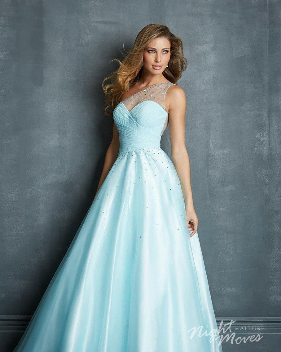 Night Moves - Style 7085 [7085] : Wedding Dresses, Bridesmaid ...