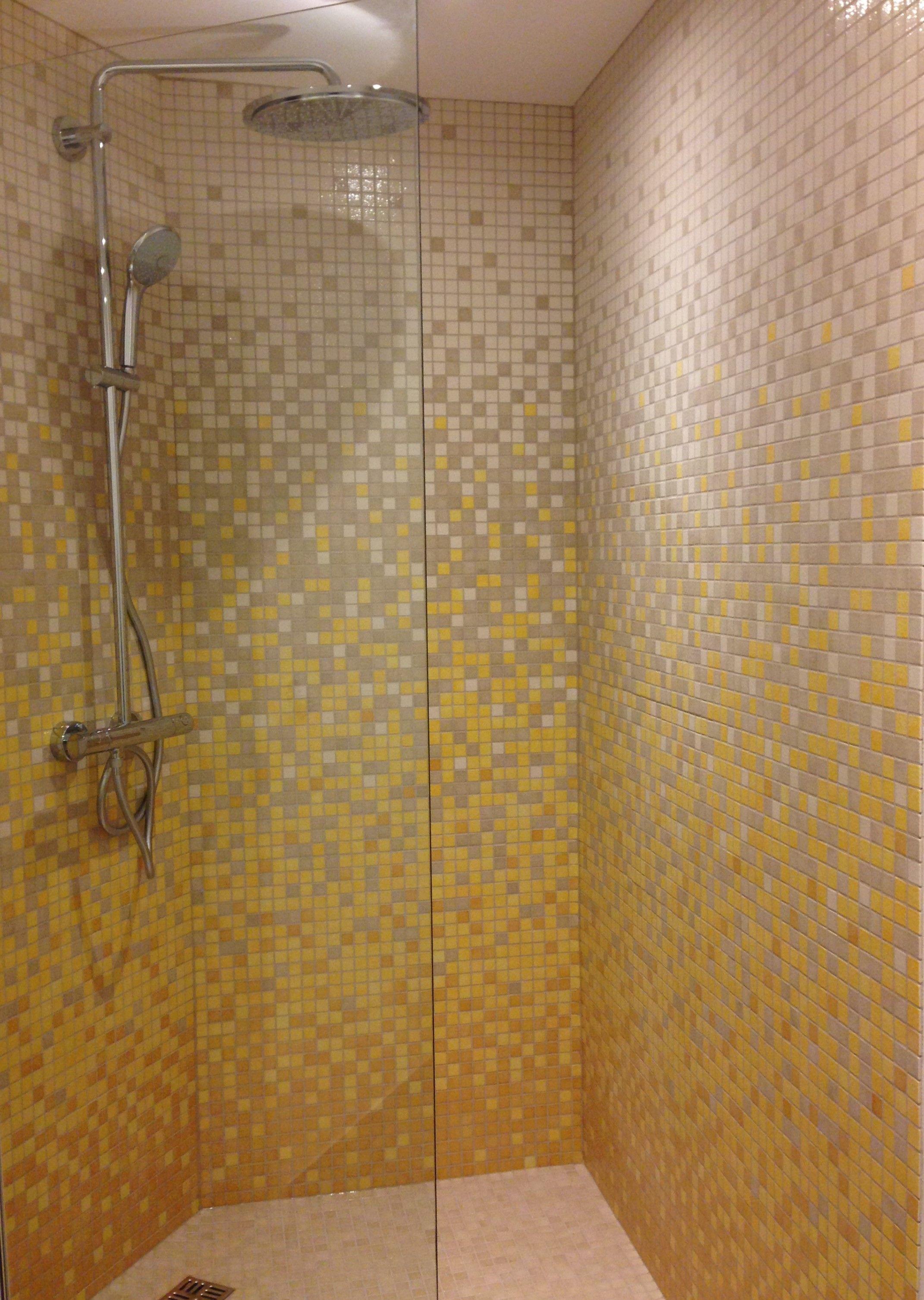 Magasin Meuble Salle De Bain Pau ~ douche r alis e en maux de briare salle de bain pinterest