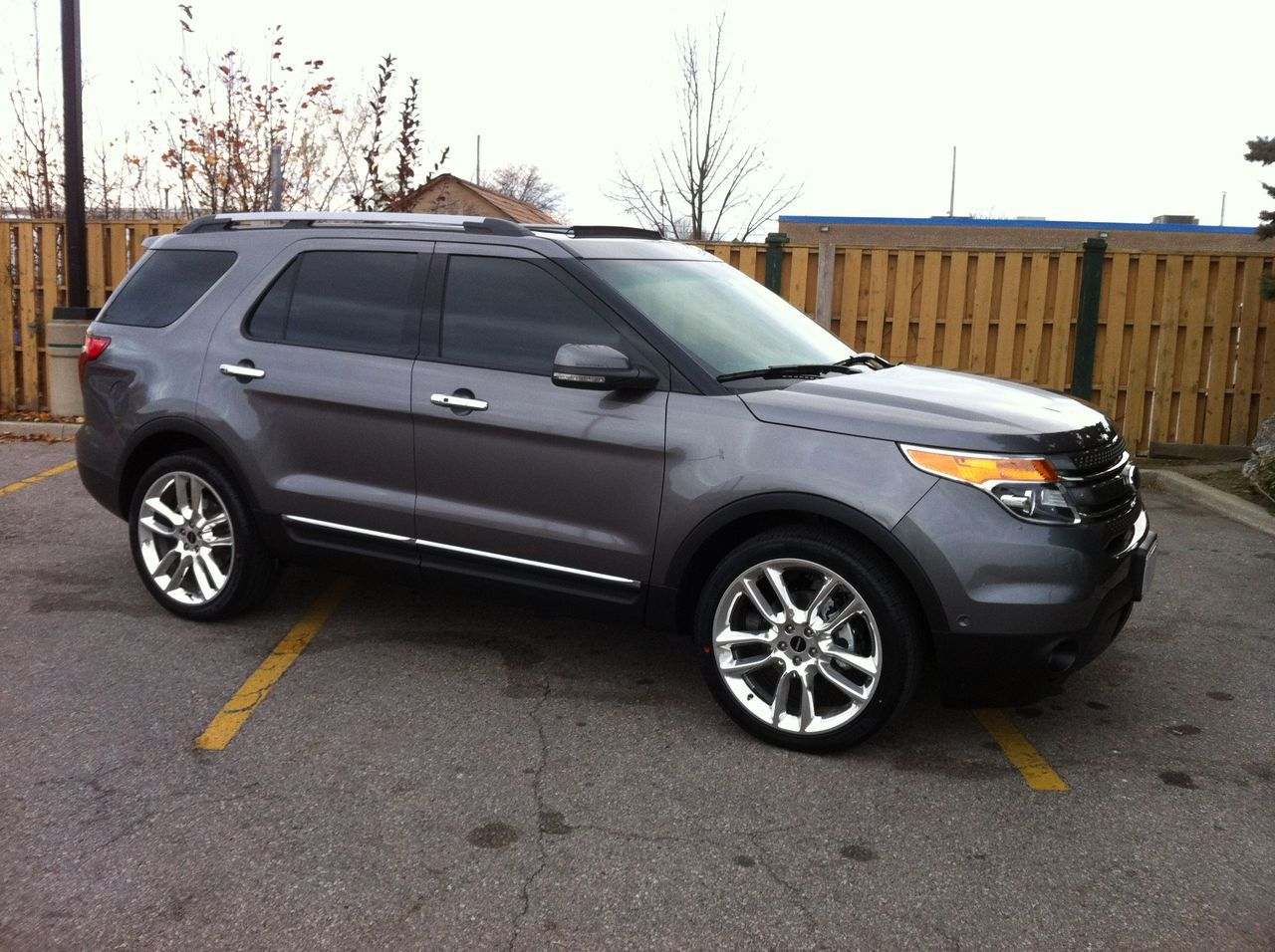 cheap rims for ford explorer Ford explorer, New suv, Suv