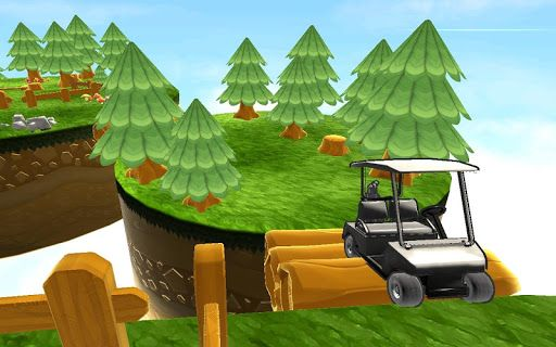 """Welcome to the Golf Cart Parking Challenge world! Navigate your way into each of the parking spaces within this beautiful 3D golf course. Watch out for sand traps and the gaps that seem like you can get through.. but you can't.  be wary of each obstacle because if you crash... that's back to the driving range for you!  Can you reach the green to """"putt"""" your vehicle into the parking spot for a hole in 1? Or... will you fail and be known as """" Over Par """". <p>Show the world how good you really…"""