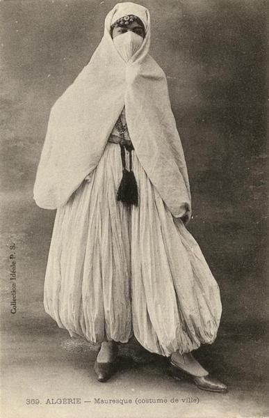 ALGERIA...1905....MAURESQUE....ON FUNK CHUNK....TUMBLR....PARTAGE OF LINDA HICKERSON.....