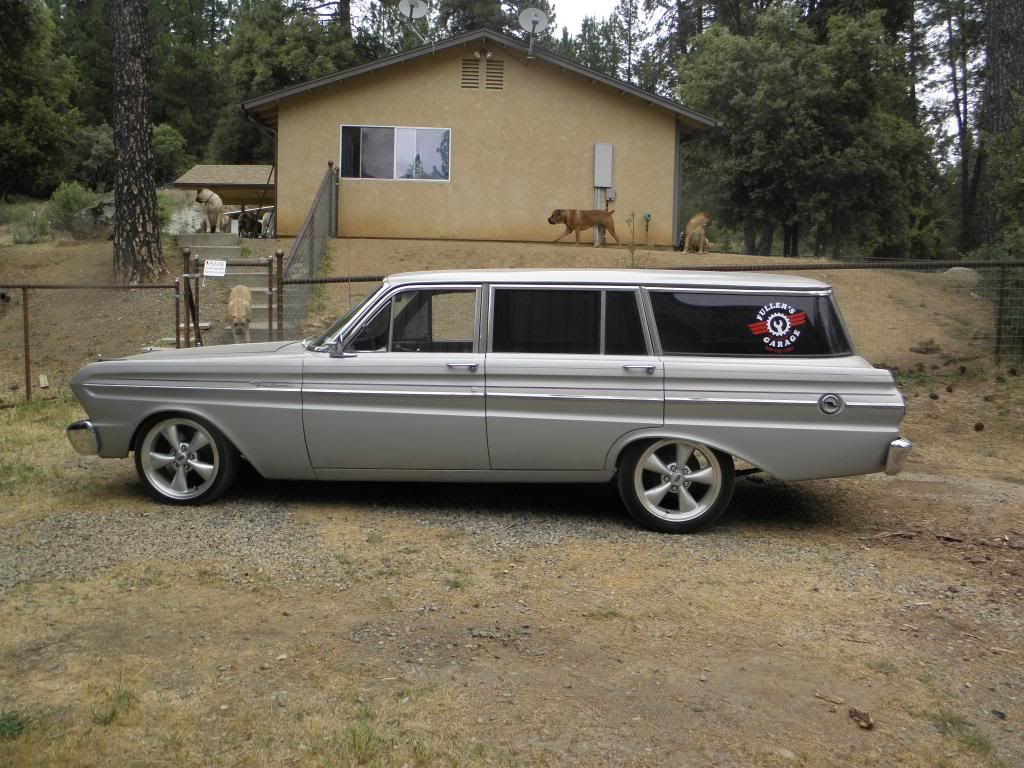 1964 Falcon Ca 1964 Falcon Wagon Hotrod Sold Ford Falcon 65