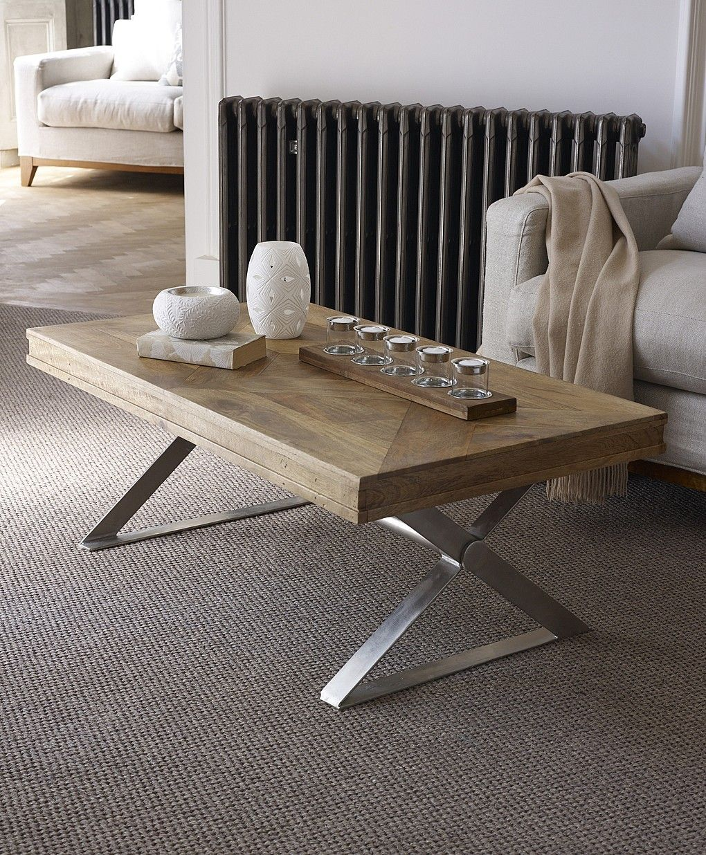 Cross Legged Coffee Table From Lombok