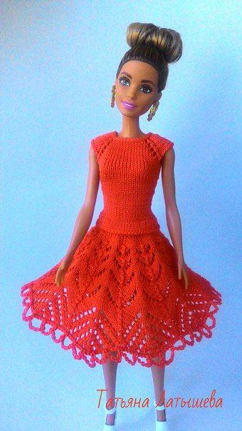 Фотография   Barbie   Pinterest   Barbiekleidung, Puppen und ...