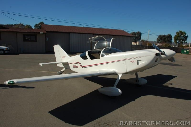 2014 Glasair 1 Taildragger - 1/3 Ownership Available @ SDM or VGT - Glasair 1 Taildragger $18,000. Currently no engine or props. at SDM. 1/2 complete. Can be hangared at either SDM or VGT. 220hp/300mph/10gph @