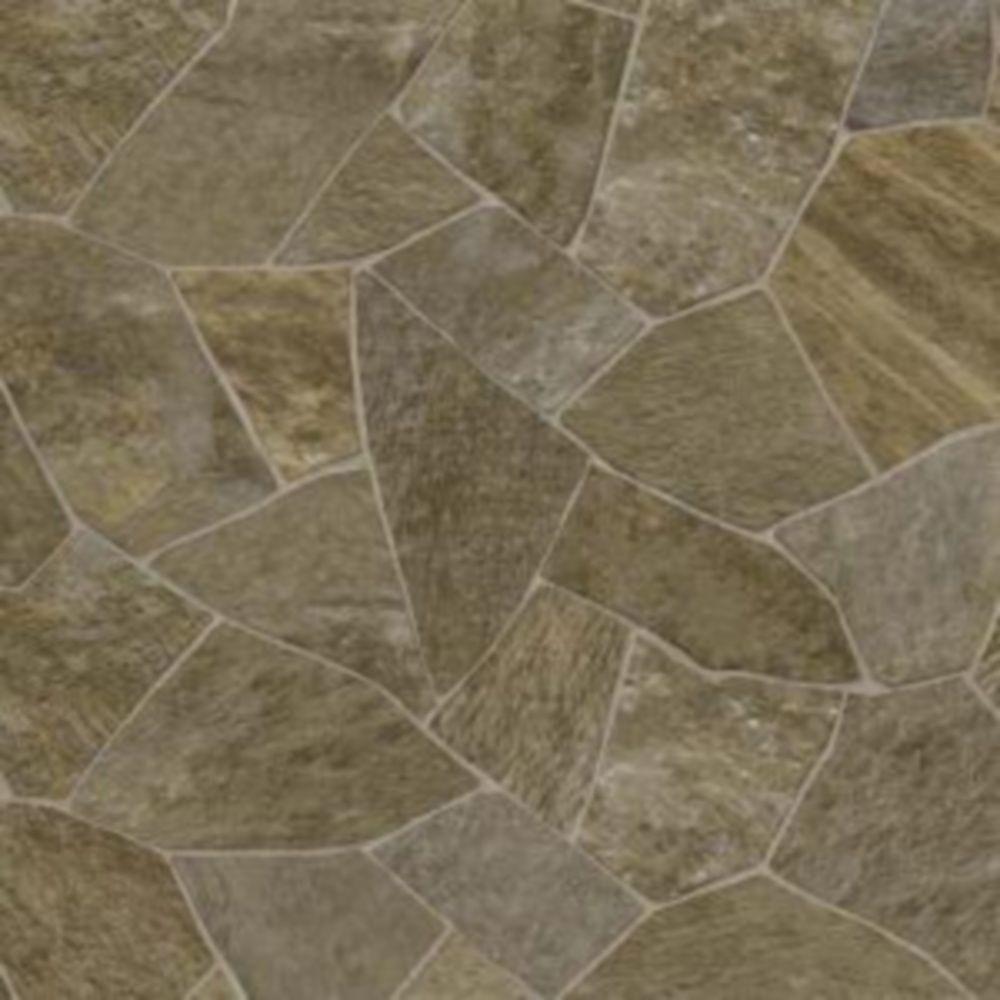 Take Home Sample Sentinel Stone Gray Vinyl Plank Flooring 6 in