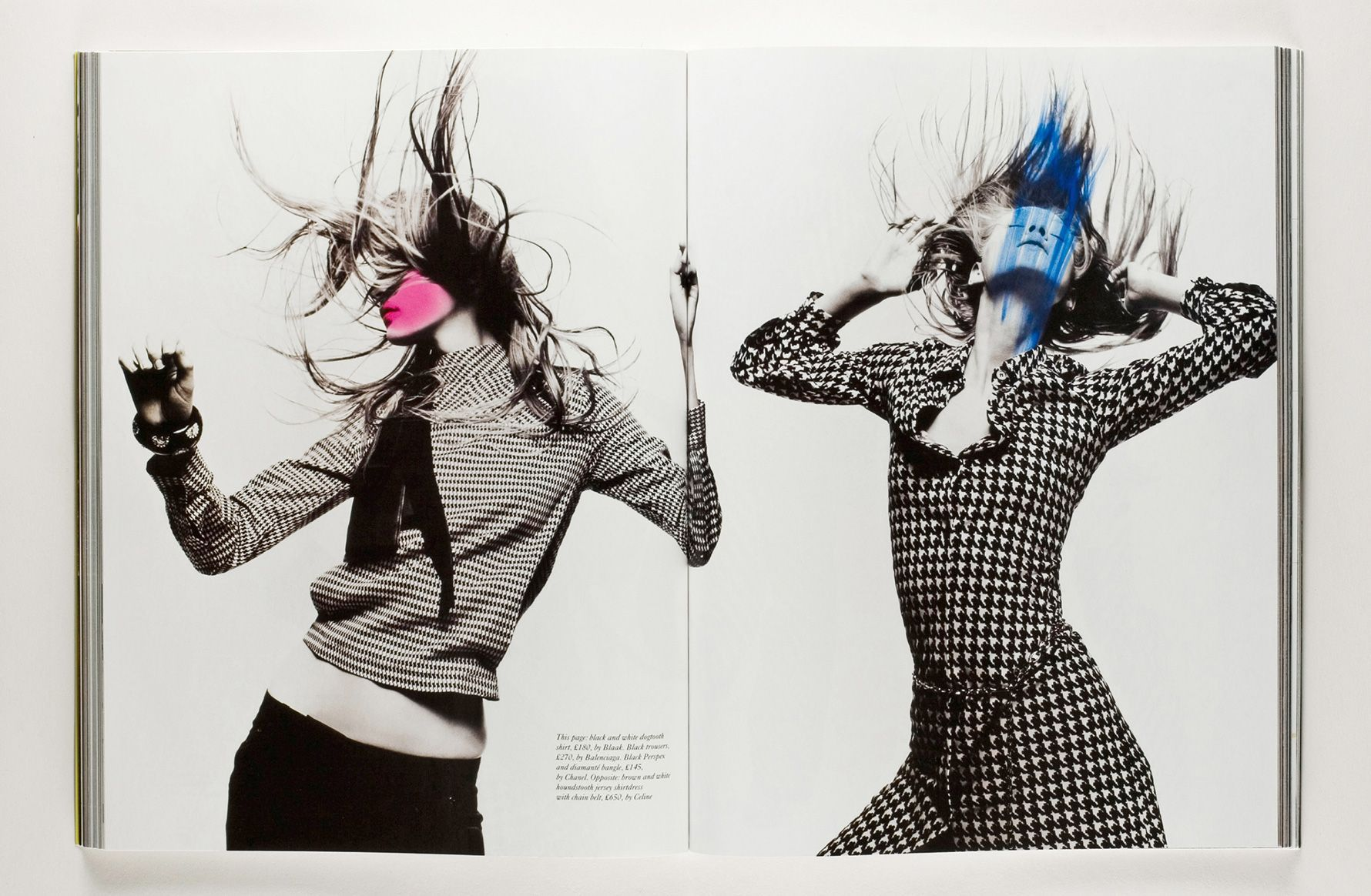 Erika Wall shot by Sølve Sundsbø for The Fashion No 1 | Stylist Karina Givargisoff | MP CREATIVE