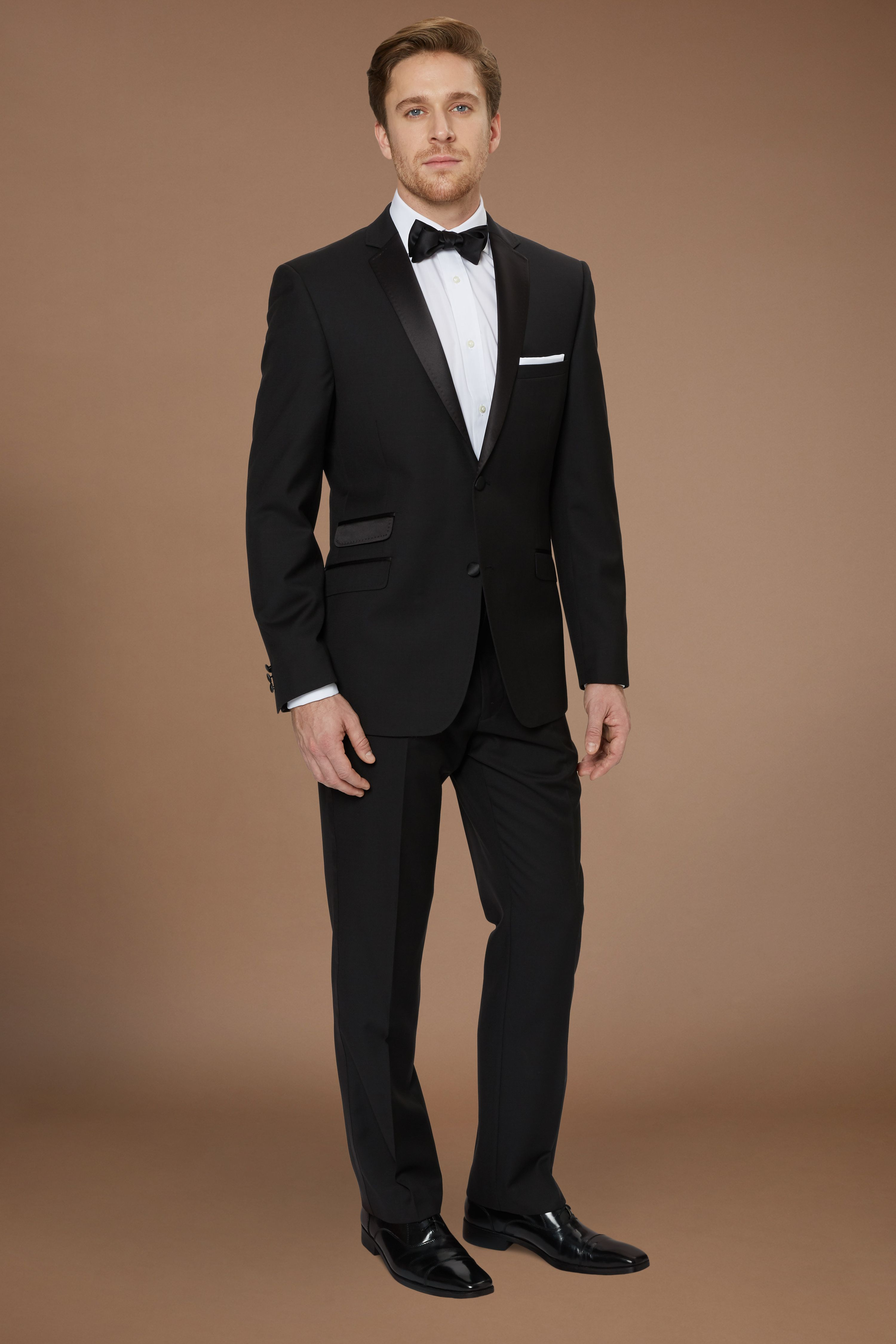 The Ted Baker Dinner Suit, available for Hire from Moss Bros ...