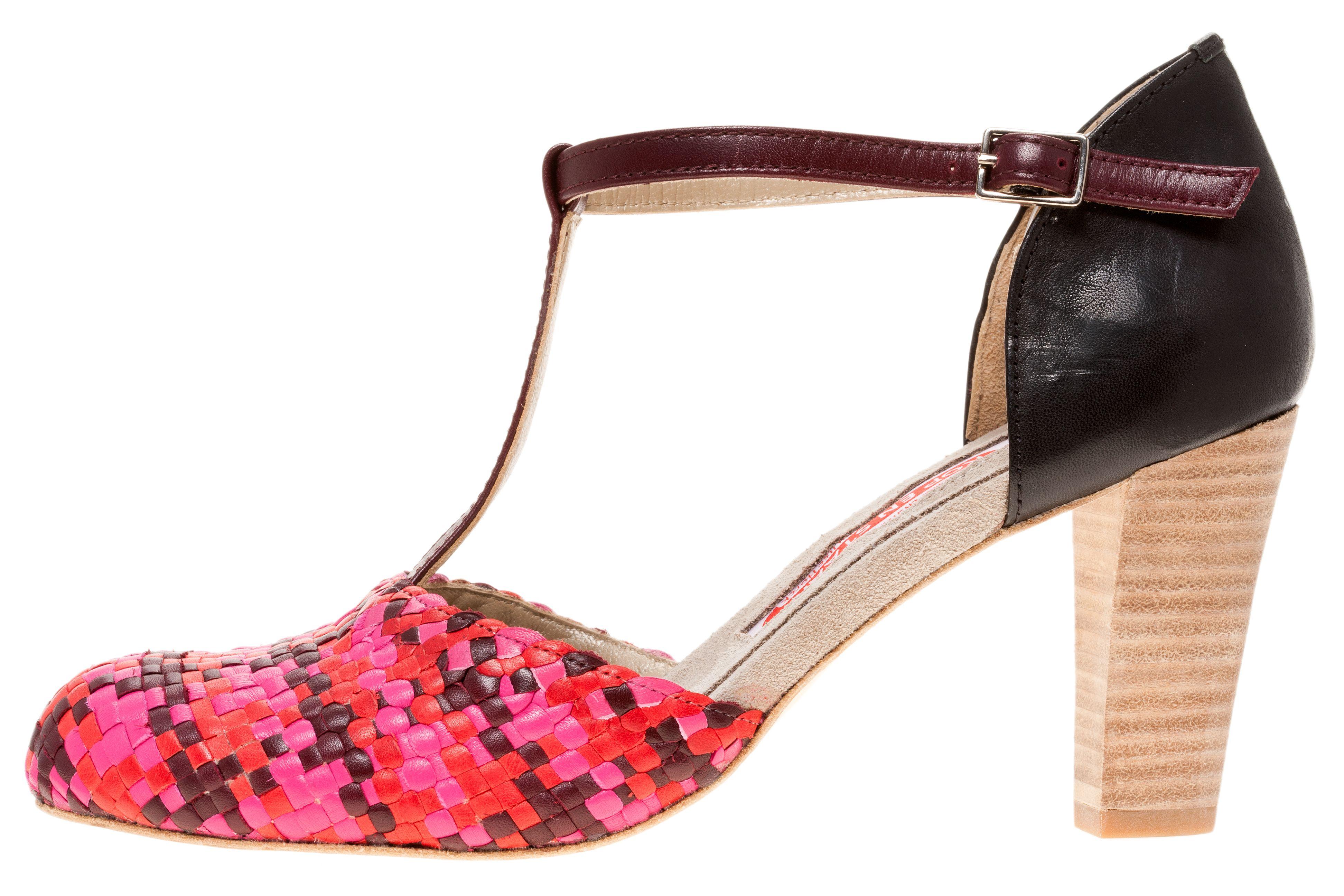 Kop & Staart dames schoenen pump 9HL189 Zwart