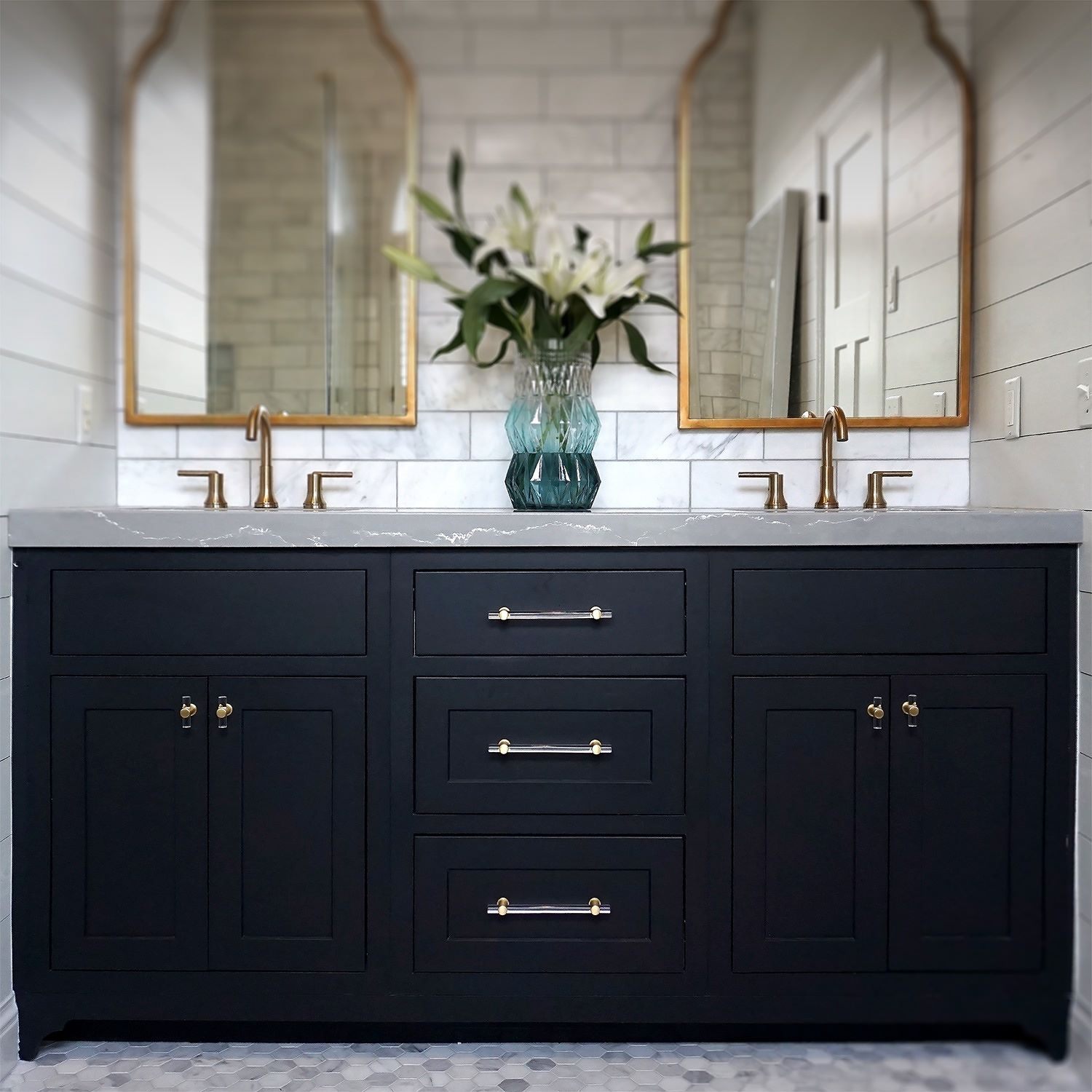 Its Easy To Be A Morning Person With A Bathroom Vanity Like This - Bathroom vanities austin