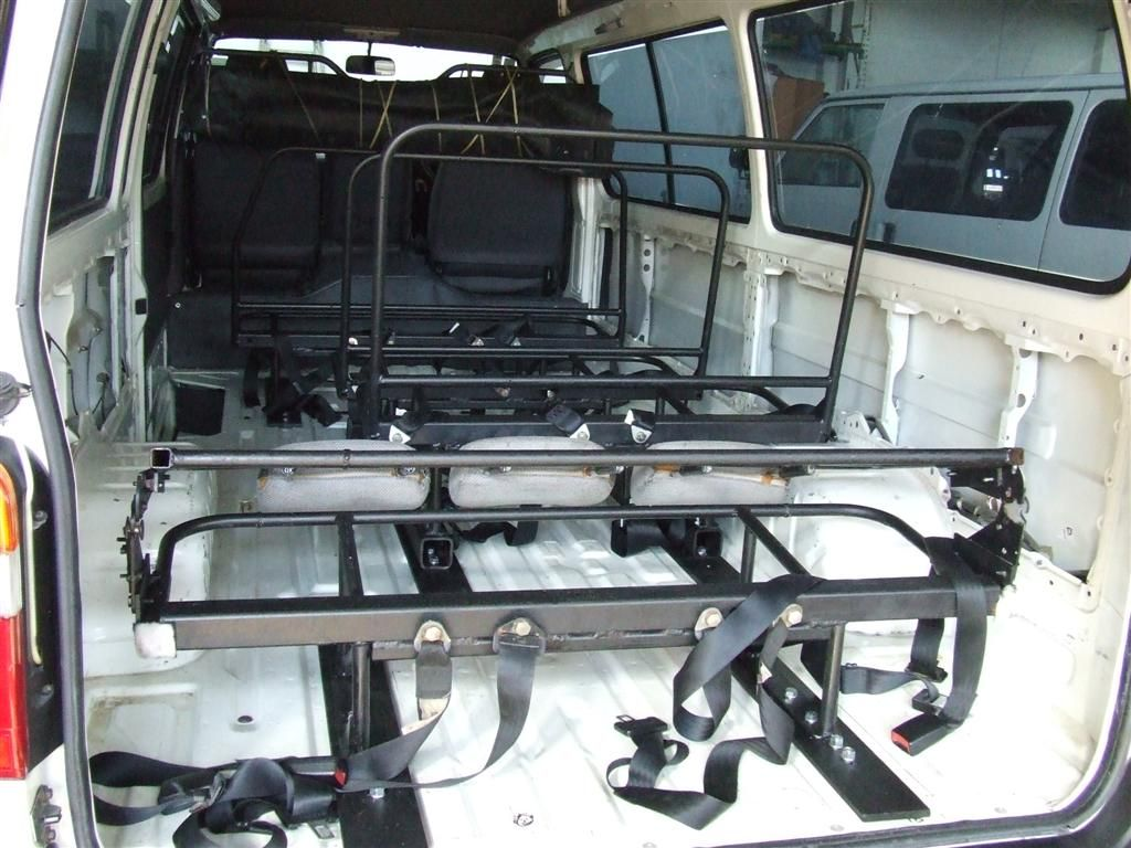 How To Install Seats Into A Van Google Search Sprinter