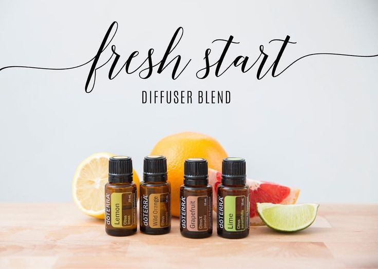 Pin on doTERRA Essential Oil Diffuser Blends