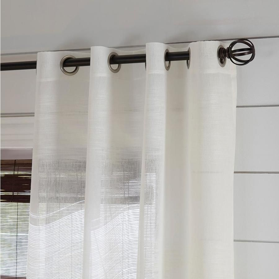 Product Image 4 Panel Curtains Curtains Lowes Home Improvements