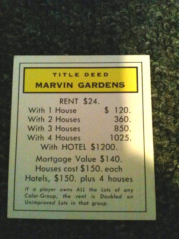 b0f67c876caddfa1f96662f8da79b88b - Where Is Marvin Gardens From Monopoly