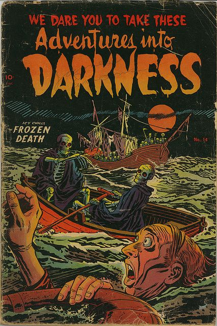 Adventures Into Darkness #14