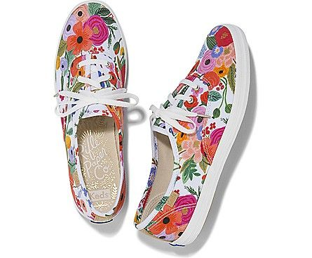 ab84957152 Keds x Rifle Paper Co. Champion Garden Party