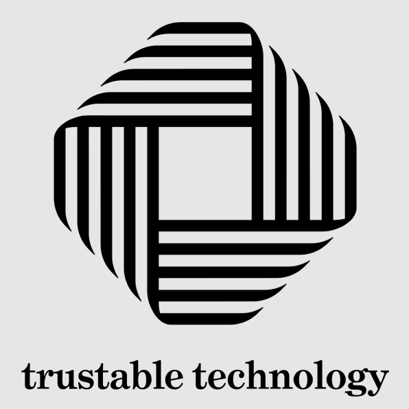 Look For The Trustable Technology Mark On Connected Devices Labels Tech Company Logos Technology