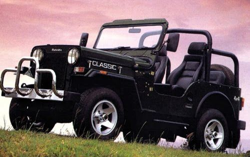 The Mahindra Jeep Of India Mahindra Jeep Classic Jeeps Jeep Cars
