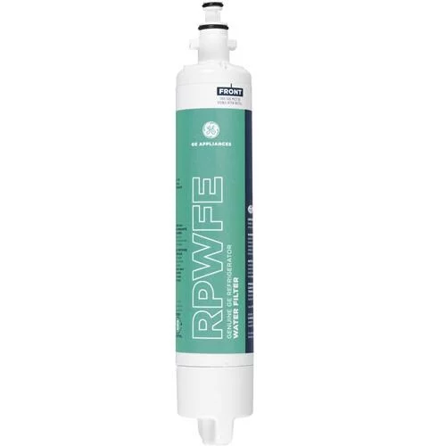 Ge Rpwfe Replacement Refrigerator Water Filter In 2020 Refrigerator Water Filter Water Filter Ge Refrigerator